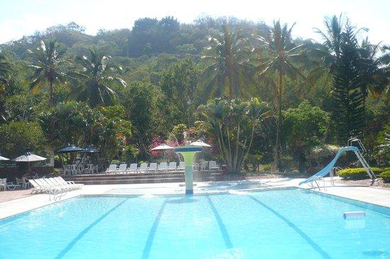Hotel Hacienda El Diamante: piscina 2