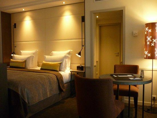 Hotel Villa Saxe Eiffel : Chambre 61