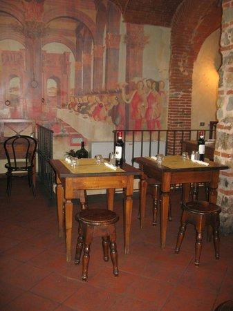 All'Antico Ristoro di Cambi : locale storico molto bello e ottimo cibo