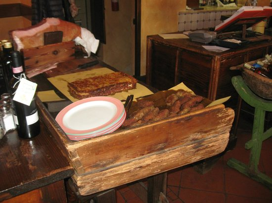 All'Antico Ristoro di Cambi: sapore e tradizione per un eccellente locale storico !