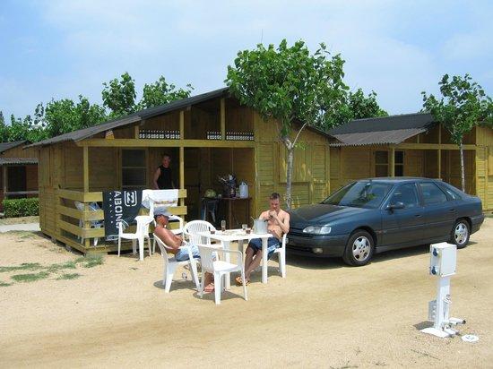Camping Bon Repos: Bungalow