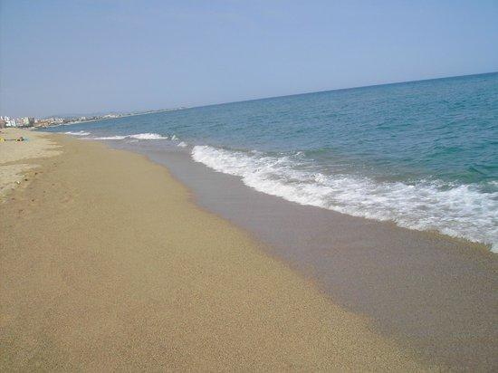 Camping Bon Repos: Strand