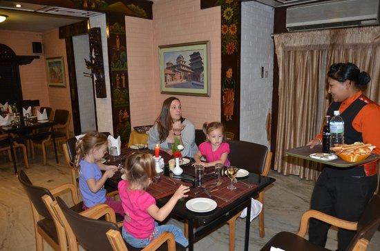 Hotel Shanker : Cosh Kailash Restaurant in Shanker