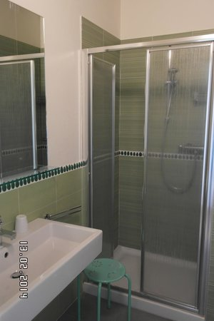 Residenza Cuor di Verona: Bagno
