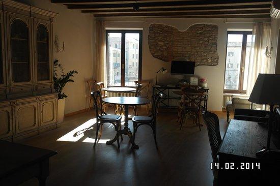 Residenza Cuor di Verona: Colazione