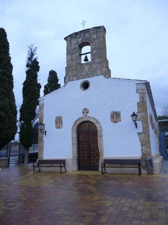 Balneario de la Concepción: Ermita