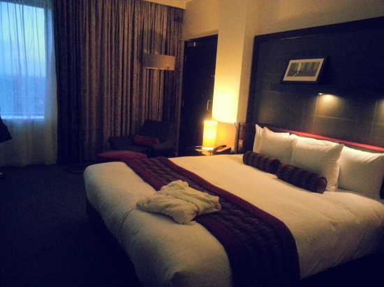 Hilton London Canary Wharf: Executive room