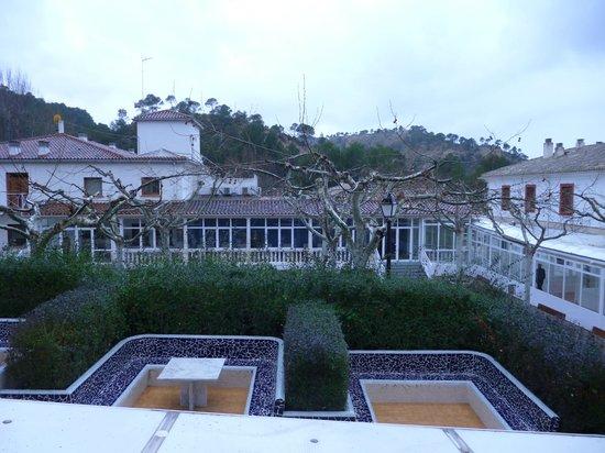 Balneario de la Concepción: Vista Zonal