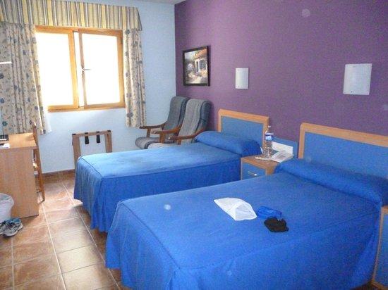 Balneario de la Concepción: Habitacion 185