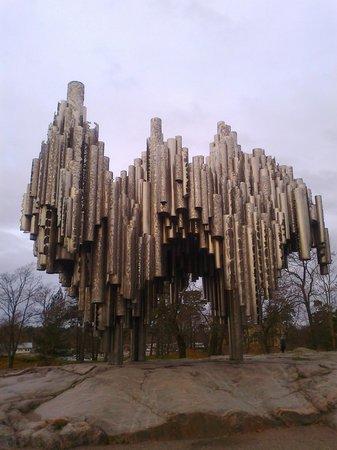 The Sibelius Monument: сибелиус-2