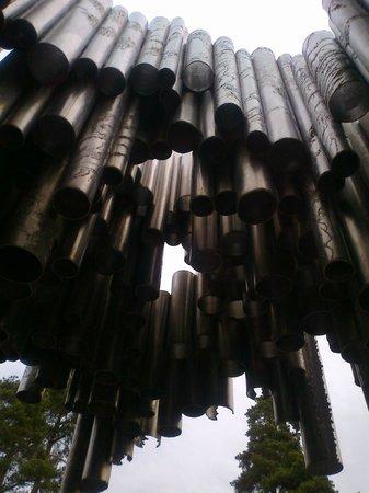 The Sibelius Monument: сибелиус-1