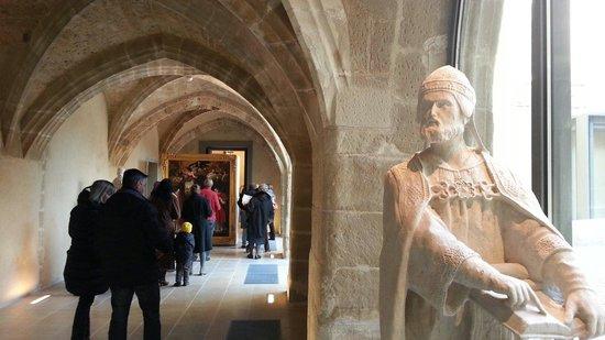 Musée de Valence, Art & Archéologie : La cour intérieure