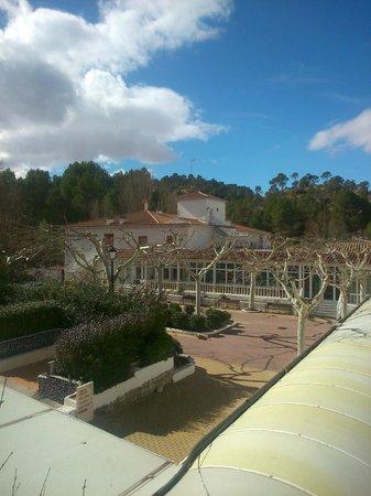 Balneario de la Concepcion: Zona Antigua