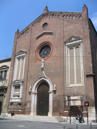 The Church of Sant'Eufemia : Chiesa di Sant'Eufemia