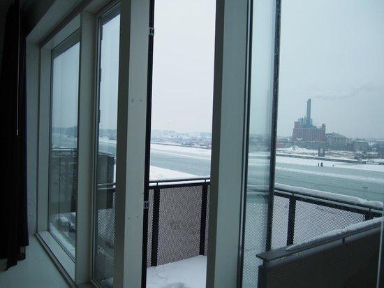 STAY Copenhagen : Uitzicht vanuit loft