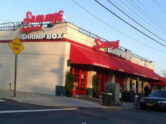 Sammy S Shrimp Box City Island Awesome Restaurant