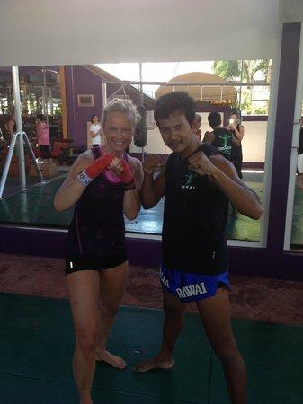 Phuket Cleanse: Muay thai