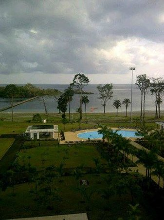 Sofitel Malabo Sipopo Le Golf: Beautiful view from 3rd floor room
