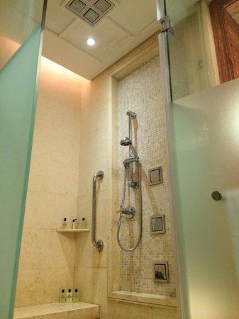 InterContinental Huizhou Resort: Best shower ever...