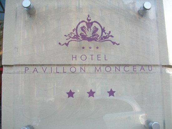 Hotel Pavillon Monceau : simbolo hotel