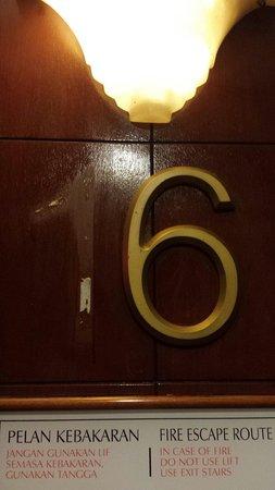 Hotel Soleil : The premier rooms floor. Great up-keep...