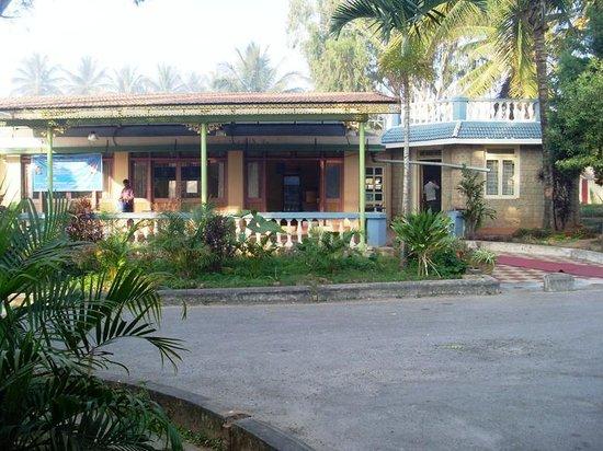 Karnataka Hotels Belur (KSTDC) : Le restaurant
