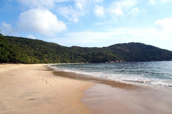 Parnaioca Beach : Praia de Parnaioca