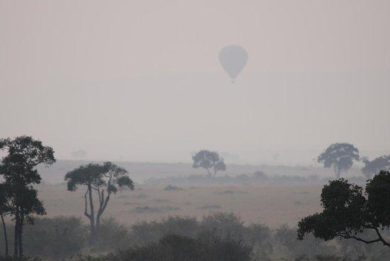Mara Bushtops & Spa Village : On the Mara