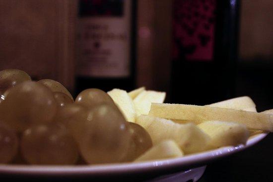 Cheese's Art : fruta