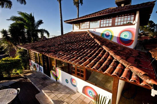 Lagoa Beach Hostel : Arts in the hostel - be a part!