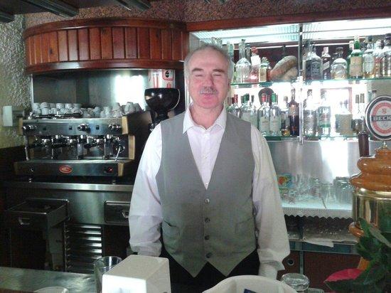 Ristorante Pizzeria Taverna Vecchia : vittorio