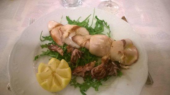 La Botte : Calamaro
