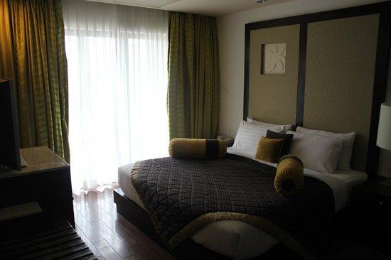 Radisson Blu Resort & Spa Alibaug: Bedroom
