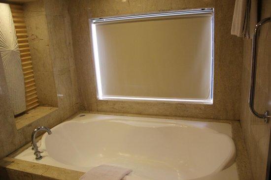 Radisson Blu Resort & Spa Alibaug: Bathroom