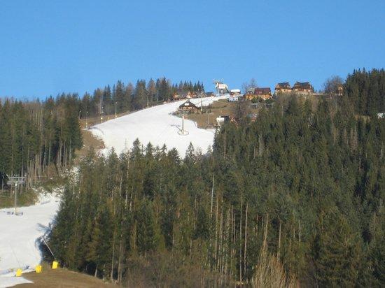 Mercure Kasprowy Zakopane : View from our bedroom