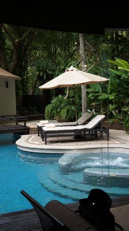 Rayavadee Resort: Private Swimming Pool at the Villa