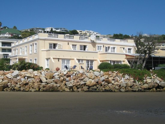 Milkwood Manor on Sea: Stunning location