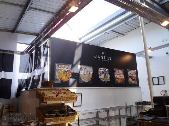 Kingsley Village: Chips were superb