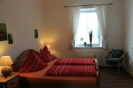 Gästehaus Schöberl: Schlafzimmer