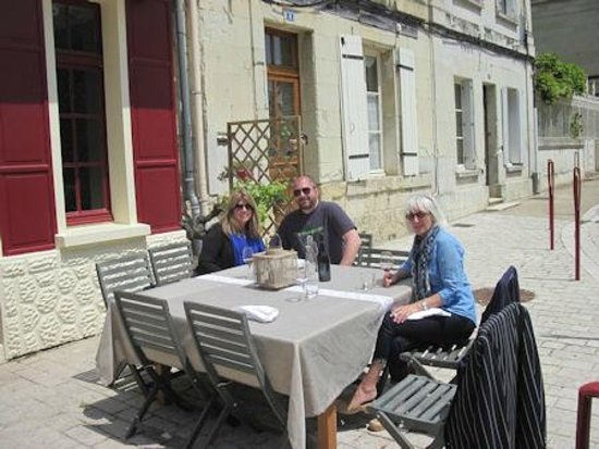 Le Puy à Vins : A business lunch in elegant surroundings Puy a Vins