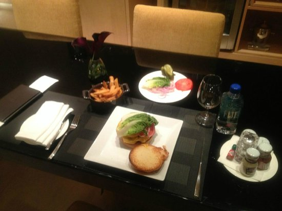 Skylofts at MGM Grand : Fine dining