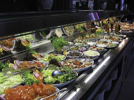 Hotel Riu Nautilus : A La Carte Buffet