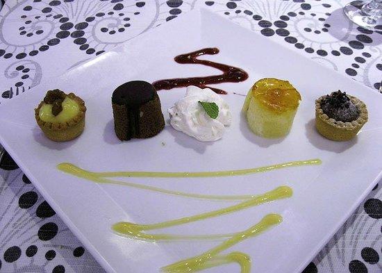 Hotel Riu Nautilus : Desserts
