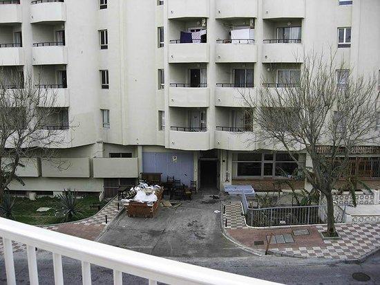 Hotel Riu Nautilus : Taken from room 252