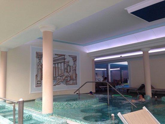 Palace Hotel Meggiorato: Idromassaggi