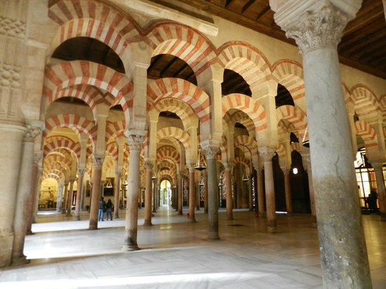 A Taste of Spain Culinary Tours - Andalusia : Cordoba La mezquita