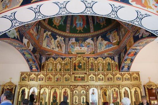 Iglesia Ortodoxa Rusa San Miguel Arcangel : Interior