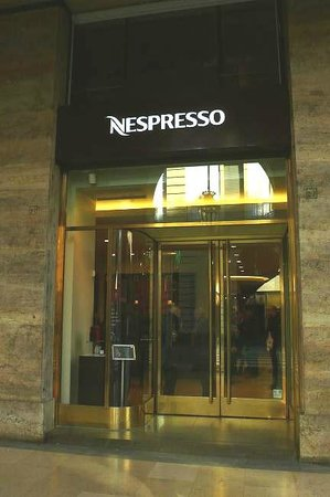 boutique Nespresso