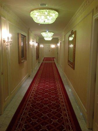 Hotel Imperial Vienna: Hallway