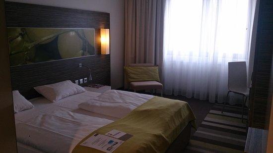 Mercure Hotel Koblenz: Room